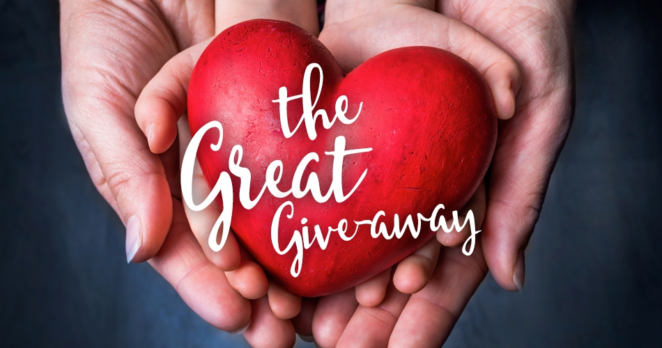 The Great Give-Away