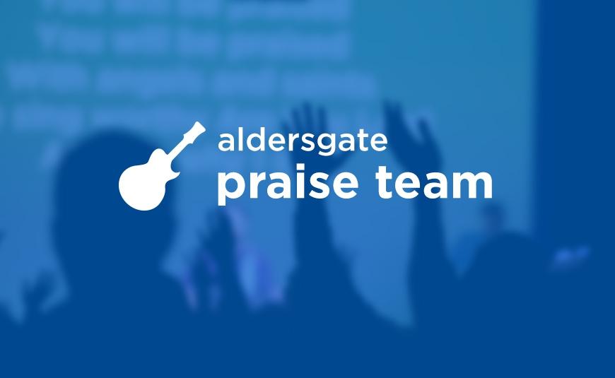 Praise Team Practice