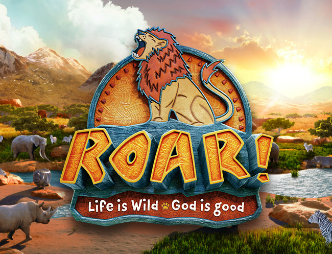 Vacation Bible School – ROAR!