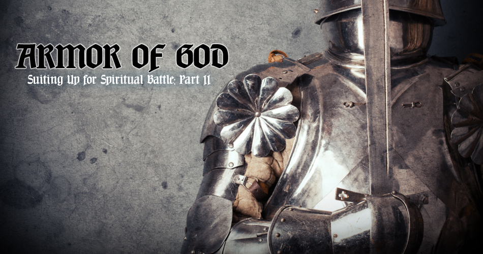 Armor of God: Part II