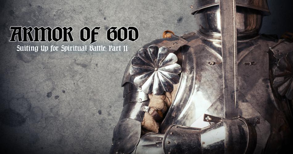 Armor of God: Part II