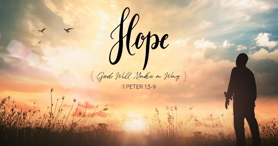 Hope: God Will Make a Way