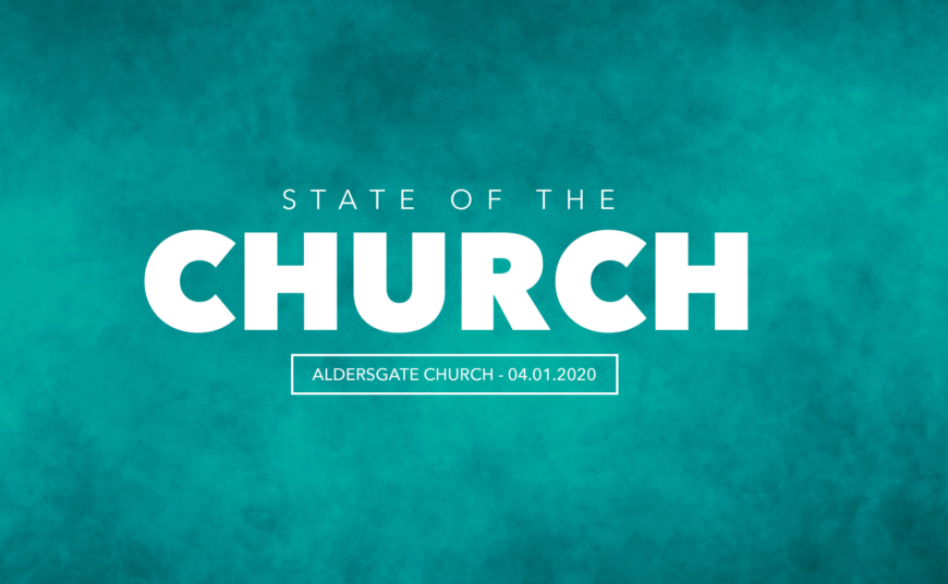 State of Our Church