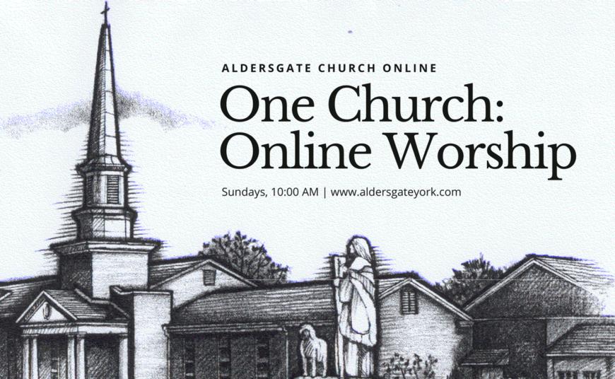 One Church: Online Worship
