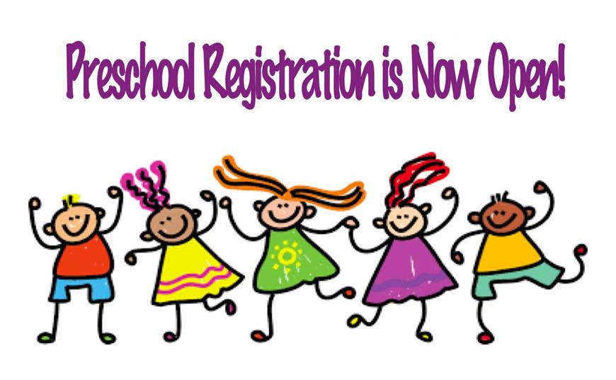 2019-2020 Preschool Registration