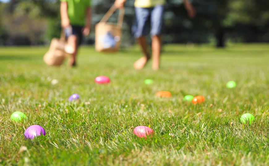 Pancake Breakfast & Easter Egg Hunt