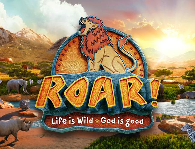 Vacation Bible School – ROAR!