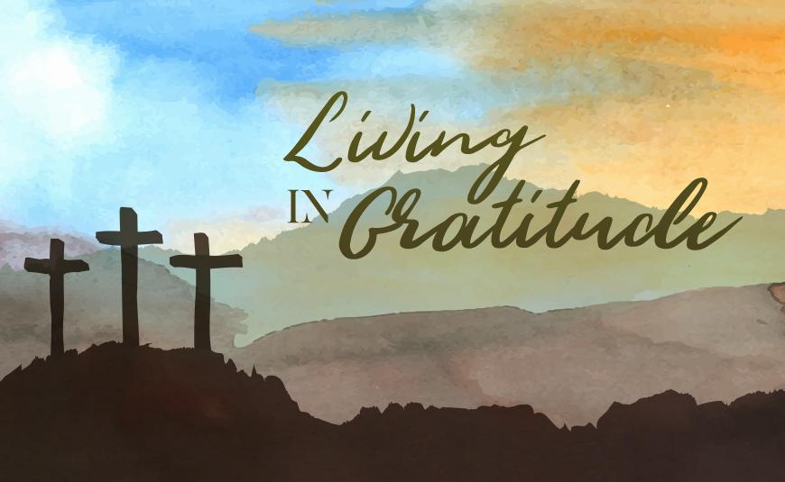 Living in Gratitude Campaign