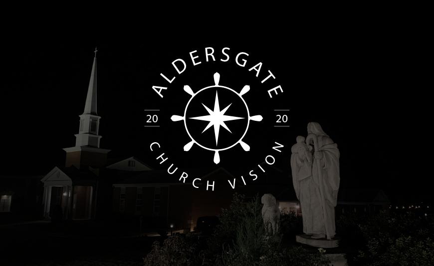 Aldersgate Church 20/20 Vision