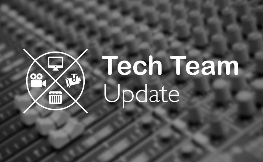 Feb 2020 Tech Team Update