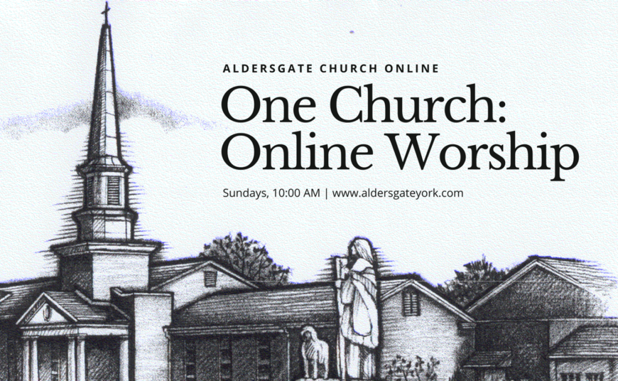 One Church: Online Worship