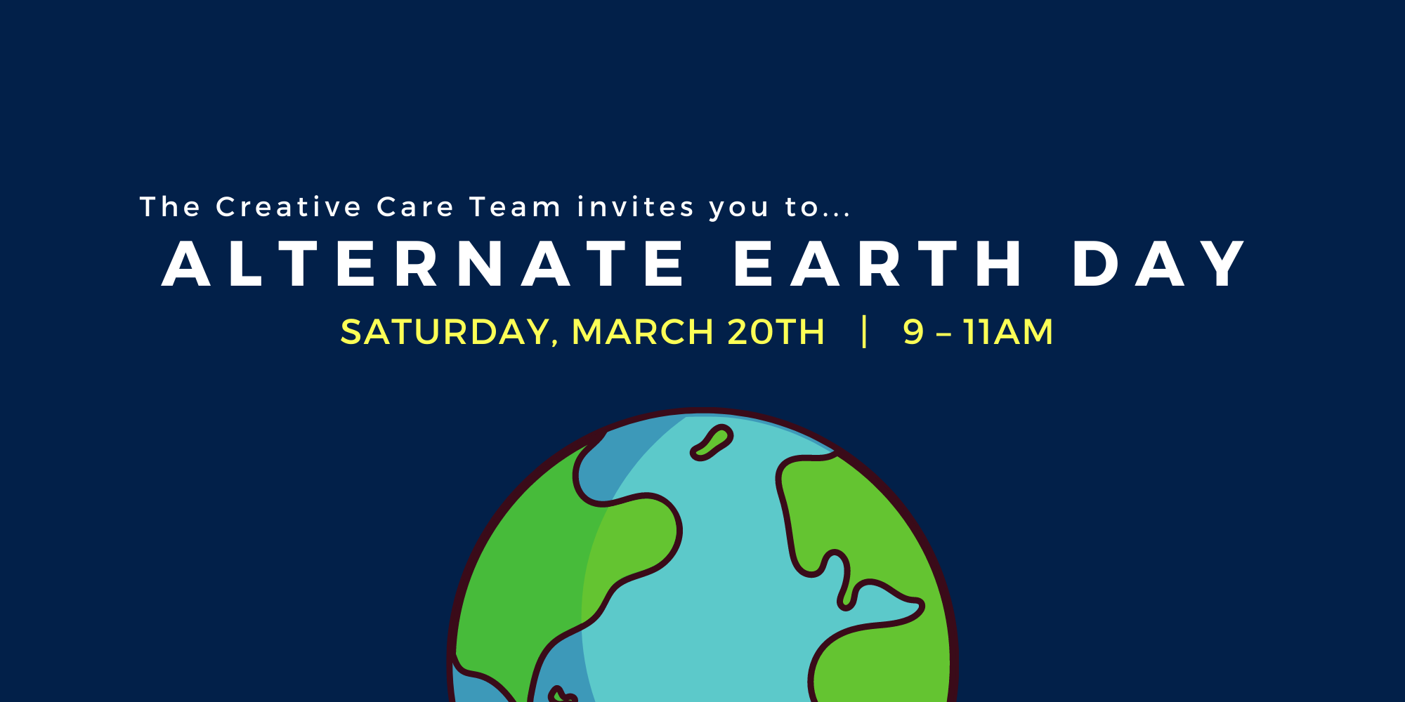 Alternate Earth Day Celebration
