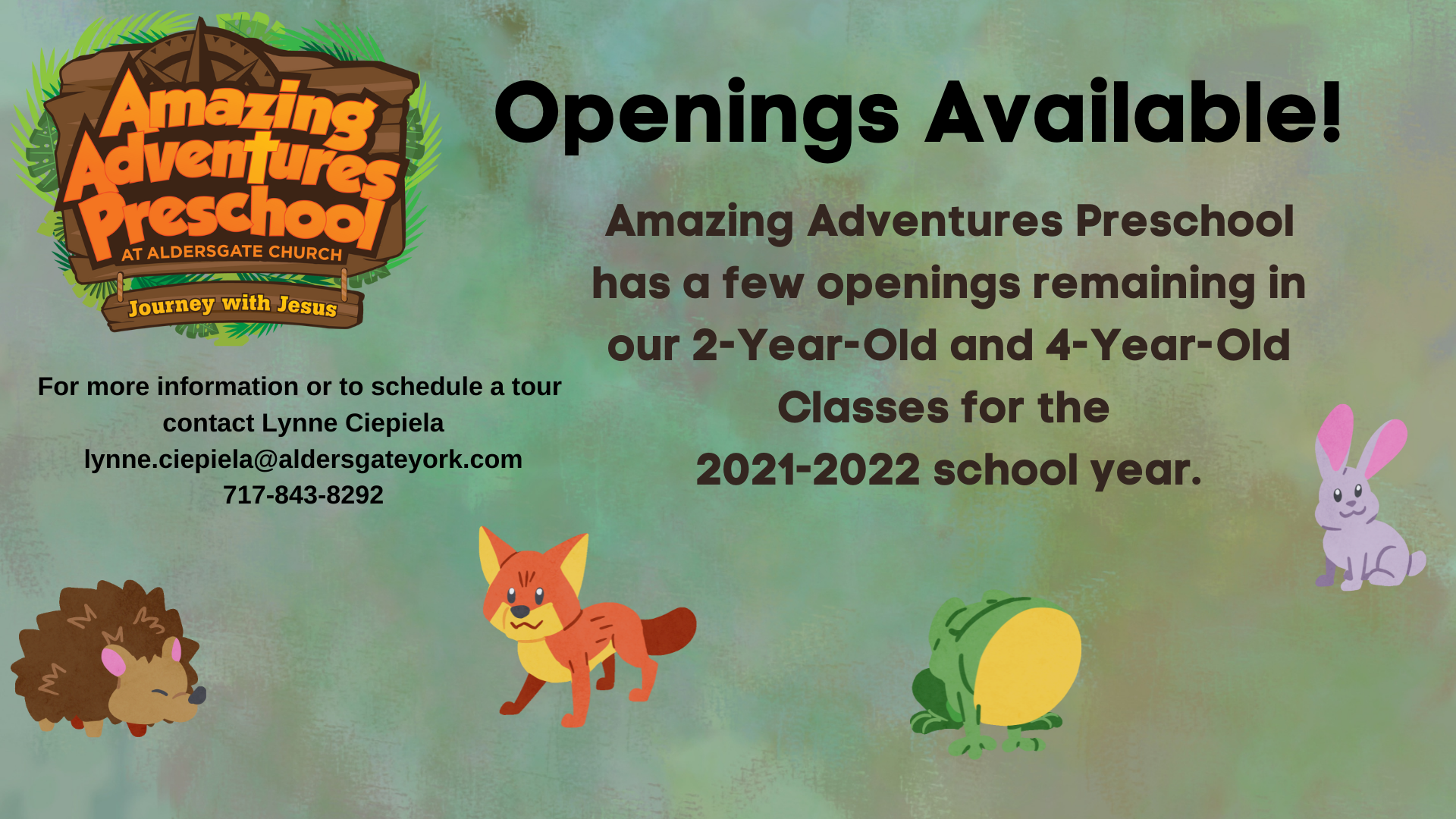 Amazing Adventures Preschool